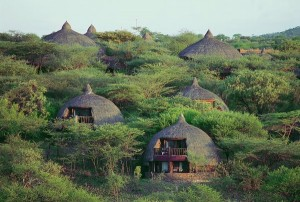 Serengeti Serena Safari Lodge - Serengeti National Park