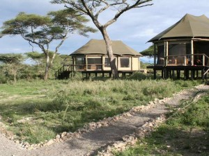 Lake Masek Tented Camp - Serengeti National Park