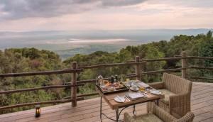 Ngorongoro Crater Lodge - Ngorongoro