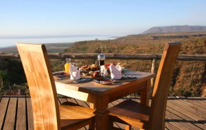 Escarpment Lodge - Manyara National Park