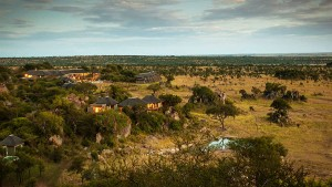 Four Seasons Lodge - Central Serengeti