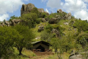 Mbuzi Mawe Serena Tented Camp - Serengeti National Park