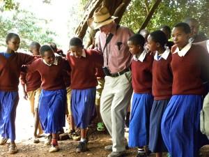 tloma-village-stephen-dancing-with-kids-svg